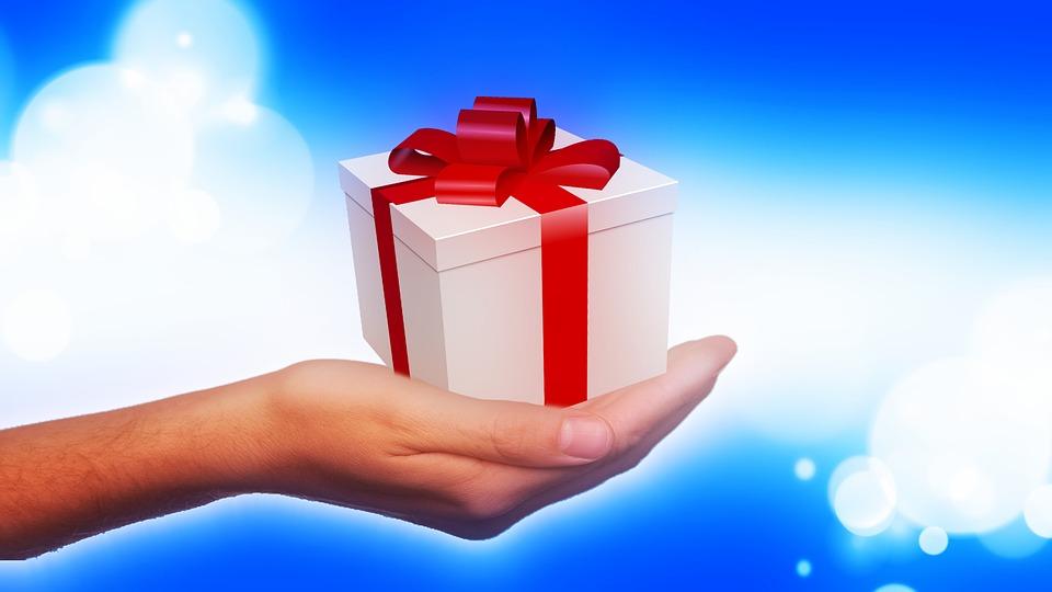 Prosba je dar